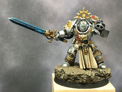 Grey Knights Brotherhood Champion