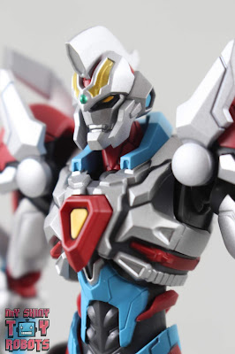 Figma Gridman (Primal Fighter) 01