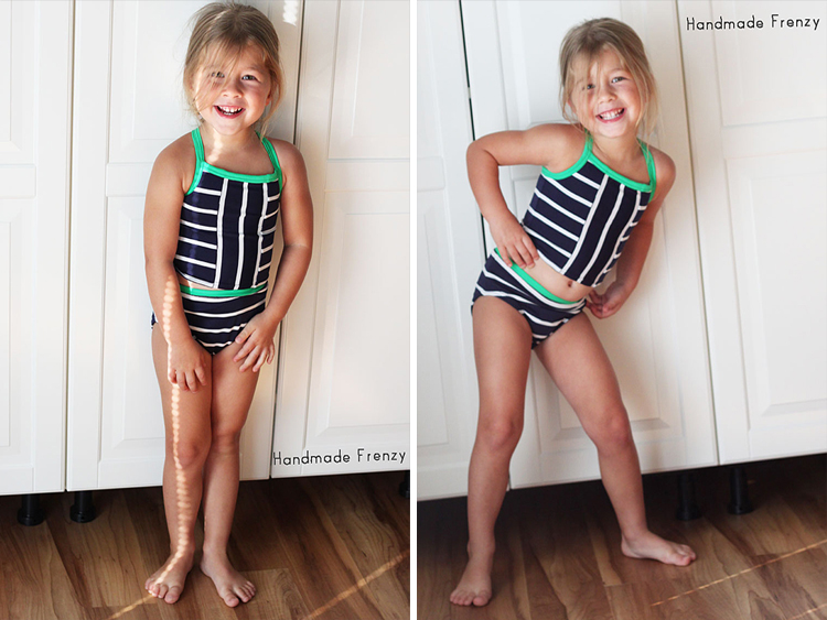 Monaco Swim Trunks, Tutu Cute Swimsuit
