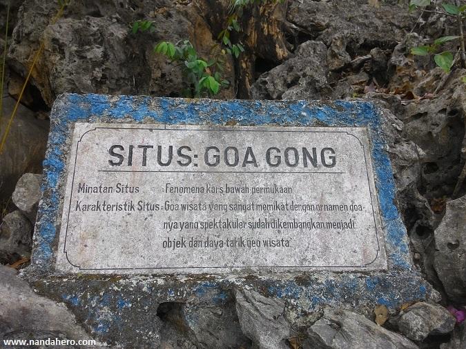 misteri gua gong pacitan