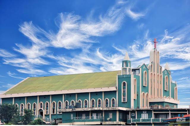 Wokha Town Baptist Church WTBC Photos Nagaland