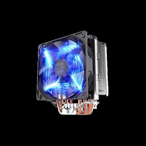 FAN 775 Led PC COOLER (S1214-X5)