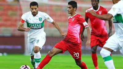 موعد مباراة الاهلي السعودي والوحدة في كأس خادم الحرمين الشريفين