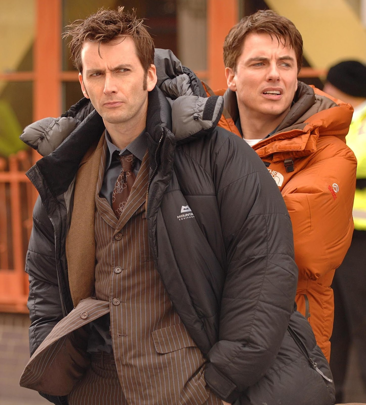 "John Barrowman: ""David Tennant Was The Best Ever Doctor""