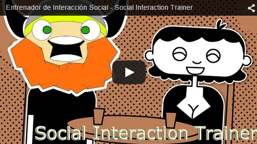 Entrenador Interacción Social Social Interaction Trainer