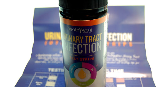 Urinary Tract Infection Test Strips Review #HealthyWiser