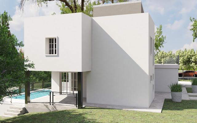 Progetto casa ecosostenibile a Pieve Santo Stefano