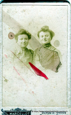 Photo Carte de Visite d'hier.