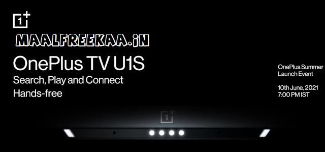 Wanna Get Free OnePlus TV U1S