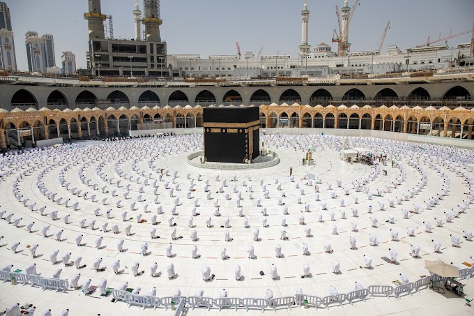 Vaccination against COVID-19 Mandatory requirement for Umrah in Ramadan