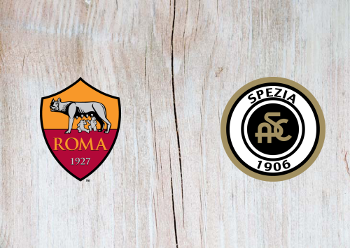 Roma vs Spezia -Highlights 19 January 2021