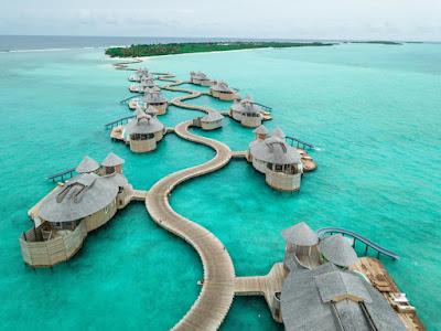 جزر المالديف ، صور بحر