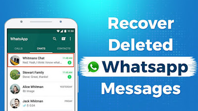 How to Recover Deleted WhatsApp Chat Messages on Android iPhone