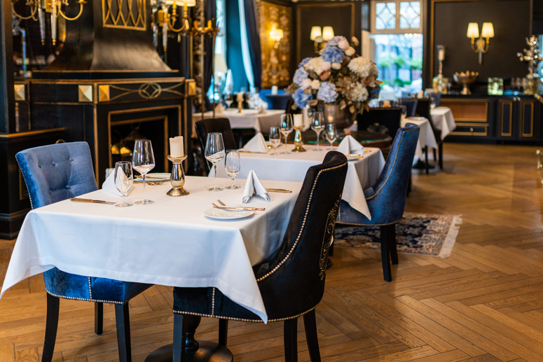 restauracja Bachleda Luxury Hotel Krakow MGallery