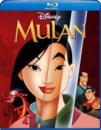 Mulan 1998 BluRay 720p 480p Dual Audio In Hindi