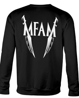 Nickmercs Mfam Daggers T Shirts