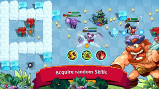 BarbarQ Mod Apk v1.0.60 (No Root, Unlimited Gems/Coins)