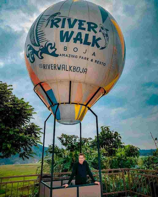 River Walk Boja: Lokasi, Rute. dan Harga Tiket