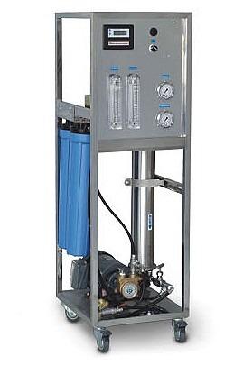 وحدة معالجة وتنقية المياه 1500 جالون