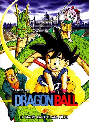 Película Dragon Ball El camino hacia el más fuerte