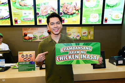 Mang Inasal thanks customers for successful Pambansang Araw ng Chicken Inasal