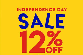 The SM Store Urdaneta Independence Day Sale