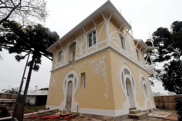 Em fase final de obras, Belvedere guarda achado arqueológico