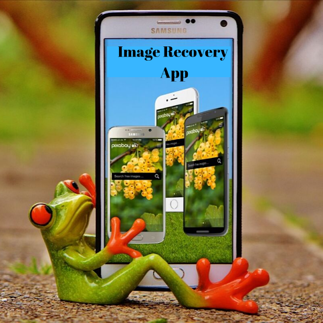 Image Recovery App
