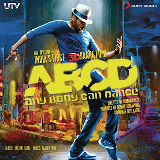 ABCD: Any Body Can Dance All Songs Lyrics [2013]