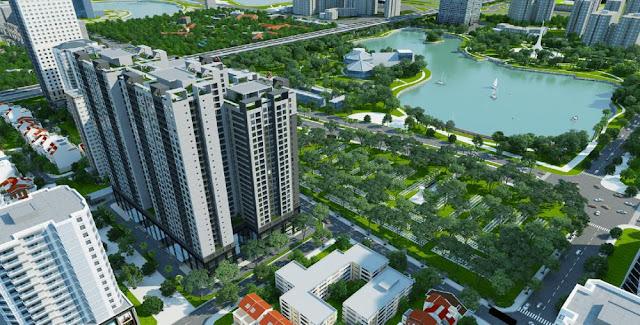 Tổ hợp chung cư Việt Đức Complex