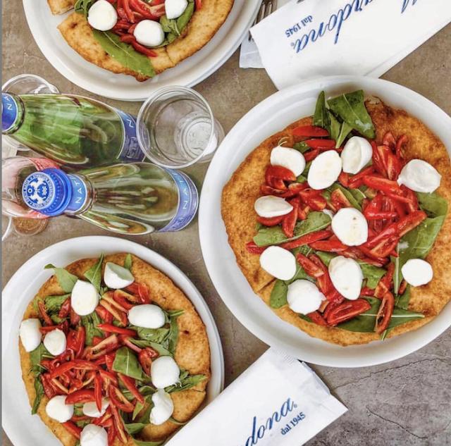 Pizza Fritta la Masardona
