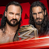 Cobertura: WWE RAW 20/04/20 - Drew McIntyre it is Tranquilo