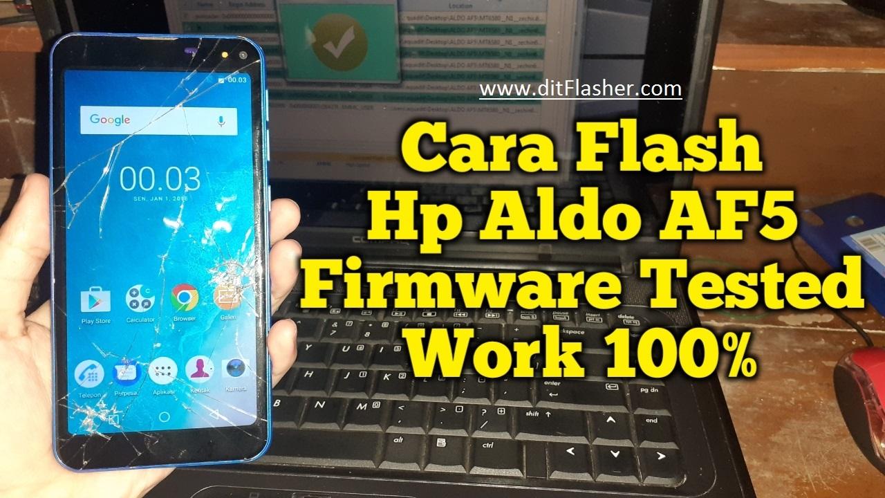 cara-flash-hp-aldo-af5-firmware-tested-100%-work