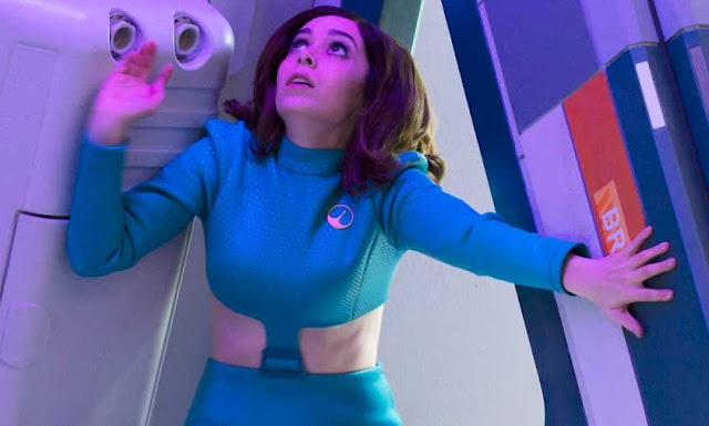Cristin Milioti as Nanette Cole in Black Mirror episode USS Callister, Season 4, Episode 1