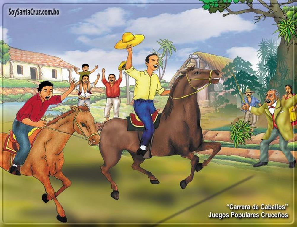 Alexander Juegos Populares De Santa Cruz