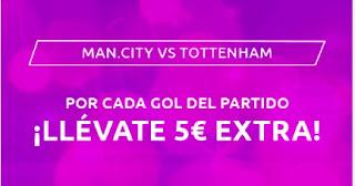 Mondobets promo Citty vs Tottenham