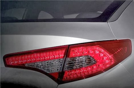 Rear LED Light