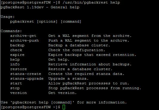 Welcome to my PostgreSQL blogs:
