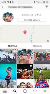 Cara Mencari Instagram Orang Di Sekitar Kita