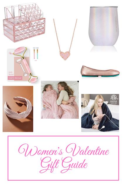 Women's Valentine Gift Guide