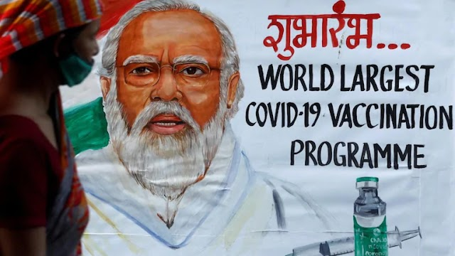 PM Modi to soon launch vaccine drive, 3 lakh health workers to get doses