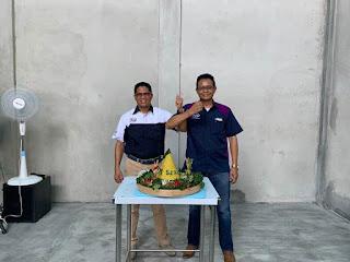 Floridus Sudirman Sukur & I Wayan Palguna Spare Part Store - The King Of Spare Part Kitchen & Laundry Equipment in Indonesia