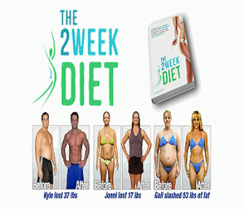 Get rid of belly fat with 2 Weeks diet