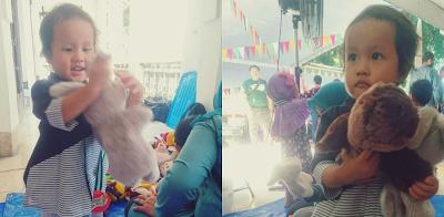 parade dongeng surabaya 2019 perpustakaan boneka