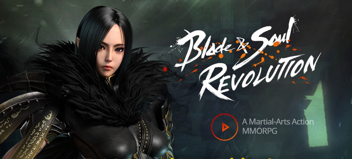 Blade and Soul Revolution - English Server OBT Date Announced
