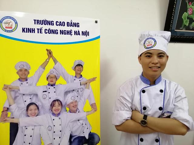Tuyển sinh trung cấp nấu ăn năm 2020 tại Ninh Bình