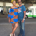 Omoni Oboli's husband joins her in Toronto for TIFF (Photo)