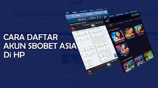 Agen Login Sbobet Online Indonesia