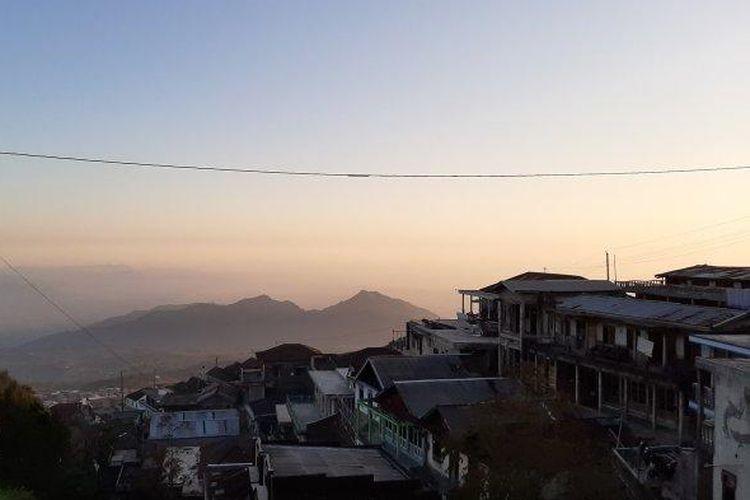 Dusun Tertinggi di Magelang, Dusun Butuh Disebut Mirip Nepal