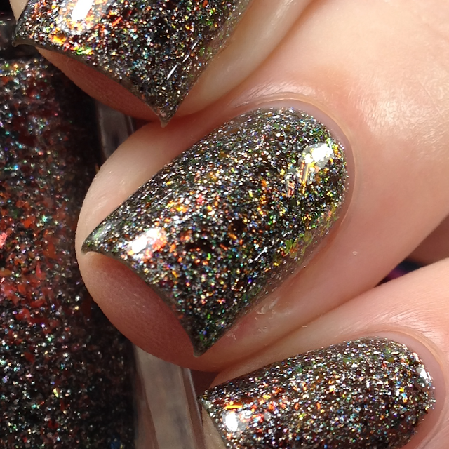 Lollipop Posse Lacquer-Chicken Legs & Mortars & Pestles, Oh My!
